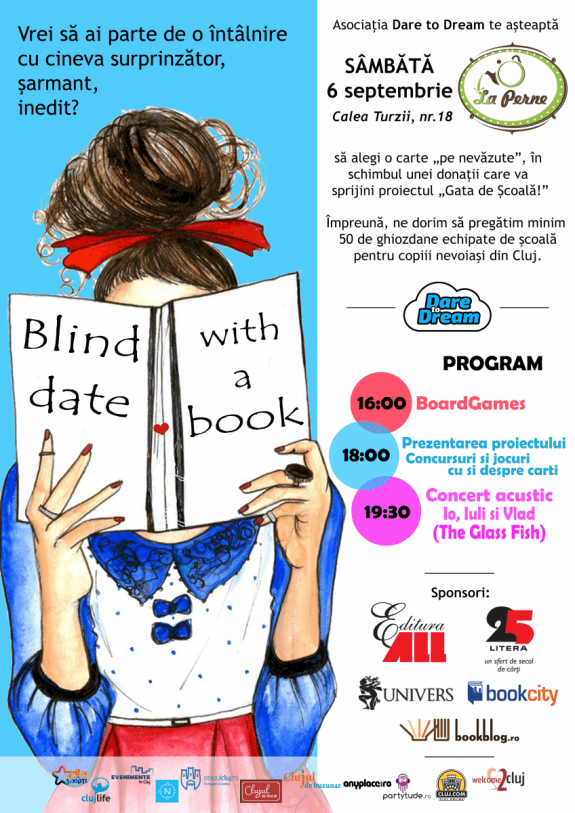 Afis Blind date with a book