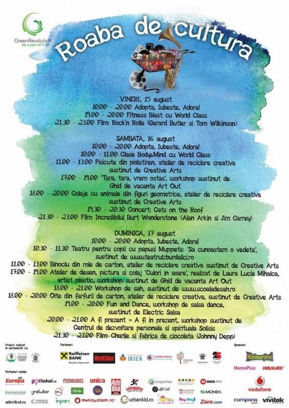 Afis RDC 11-17 august