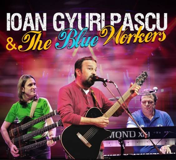 FFIR - Ioan Gyuri Pascu & The Blue Workers - 8 august
