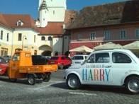 Sibiu RomaniaPozitiva piata mica