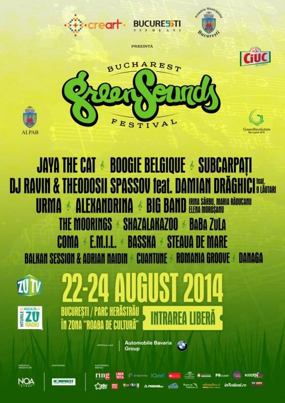 afis Green Sounds