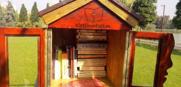 Ai o carte la tine, intri gratuit la Grădina Botanică din Cluj