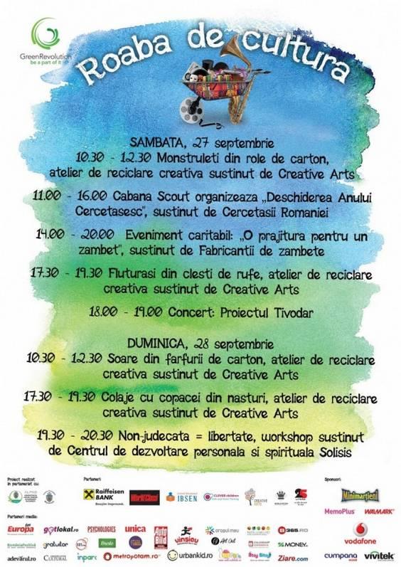 Afis RDC 22 - 27 septembrie