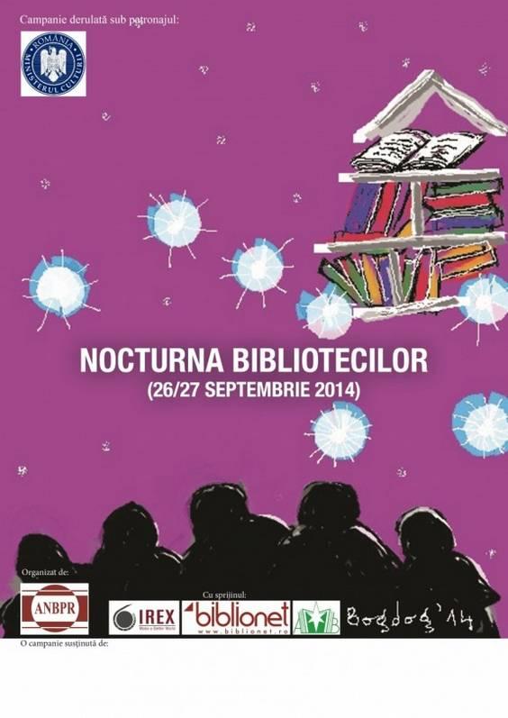 Afis_NOCTURNA_BIBLIOTECILOR_2014