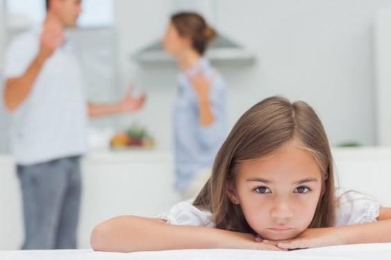 Copii afectati de divort