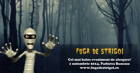 Fuga de Strigoi 2