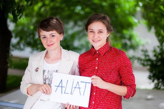 Loreta Isac si Mihaela Vasiloi, initiatoarele Atelier Simplus