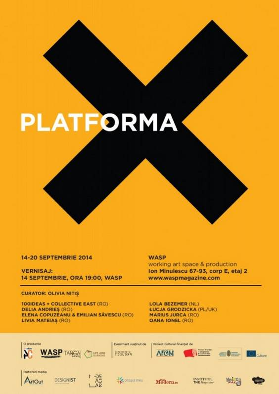 _Platforma X_poster