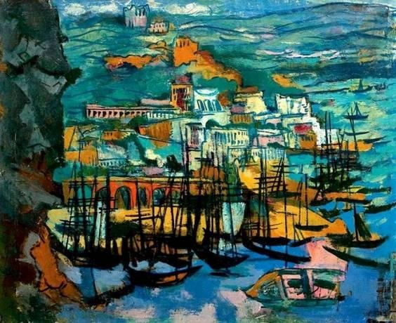 Port la Mediterana, Marcel Iancu