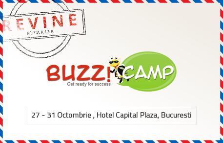 Teaser BuzzCamp 12
