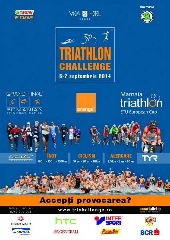 Triathlon Challenge Mamaia 2014