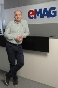 Tudor Manea_Vicepresedinte si Director HR&Tehnologie_eMAG