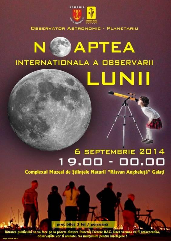 observare Luna 2014