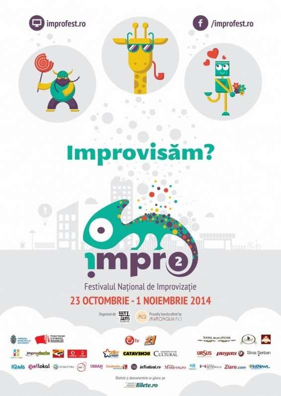 Afis oficial IMPRO