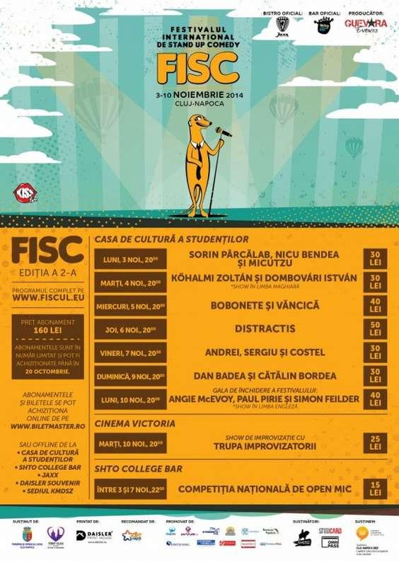 FISC 2014 - PROGRAM FINAL