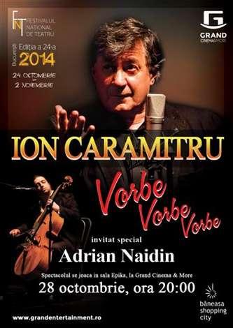 Ion Caramitru - Vorbe Vorbe