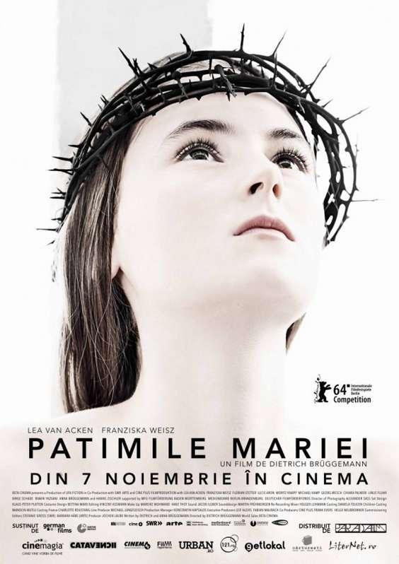 POSTER PATIMILE MARIEI