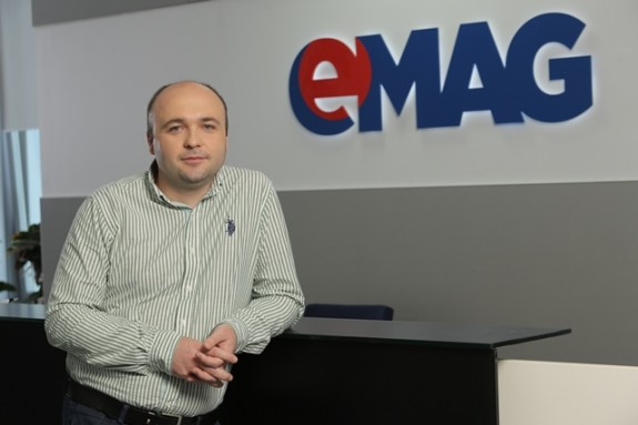 Tudor Manea_Vicepresedinte si Director HR&Tehnologie eMAG