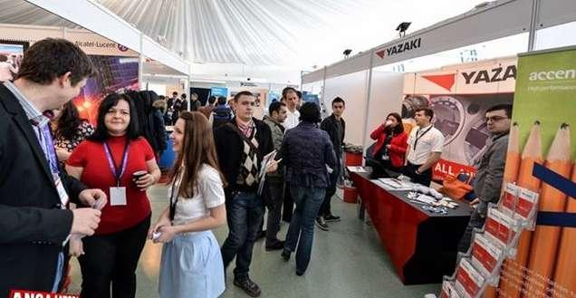 TIMISOARA: 40 de companii, 60 de specialisti HR si peste 1350 de oportunitati de cariera.