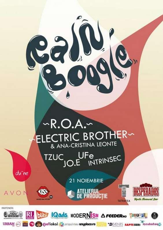 afis Rain Boogie line-up partial