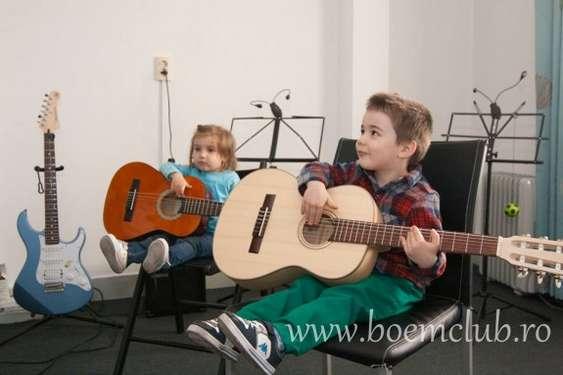 cursanti mici chitara boem club