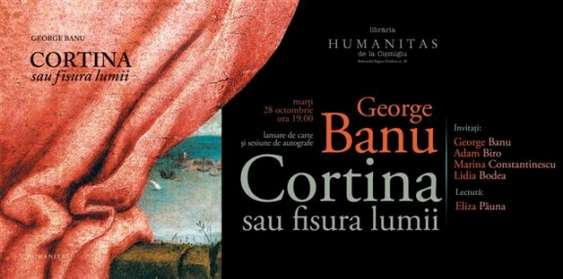 lansare carte George Banu