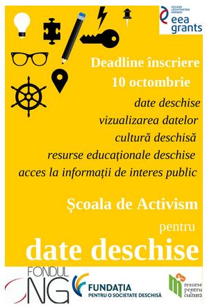 scoala de activism