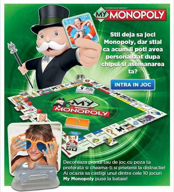 Aplicatie Facebook - My Monopoly 2