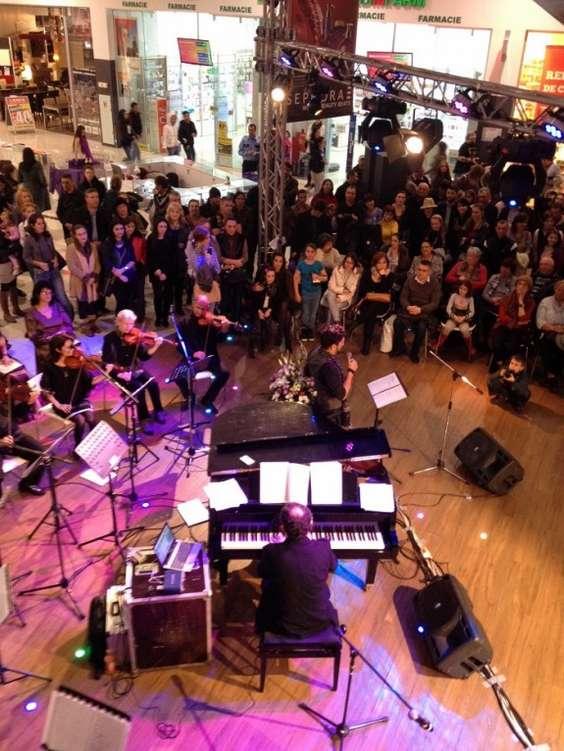 Concert Cezar Ouatu la Ploiesti Shopping City (2)