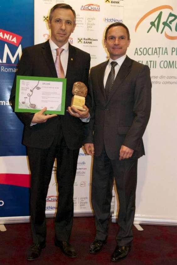 Cosmin Alexandru, Peter Barta web