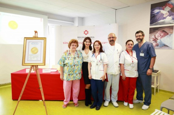 Dr. Mihaela Scheiner, Dr. Nirvana Georgescu, Dr. Daniela Bandrabur, Dr. ...