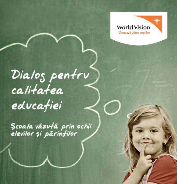 world vision calitatea educatiei