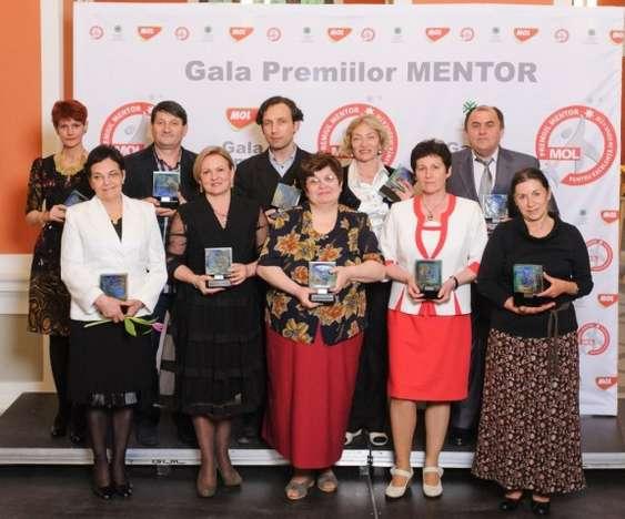 Premiul Mentor 2013