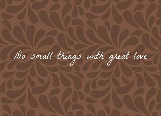 gesturi mici