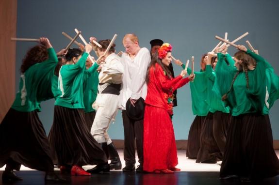 Amintiri din Copilarie _ foto Adi Bulboaca _ Teatrul Ion Creanga _ 3