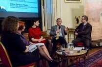 Dezbaterea organizata de ICR Londra