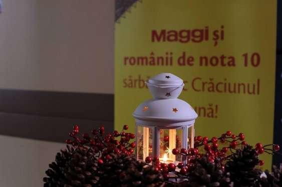 MAGGI Romani de nota 10_Editia de Craciun