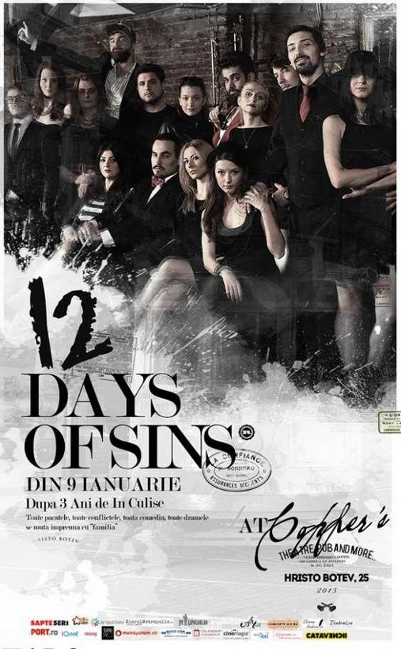 afis 12 DAYS OF SINS