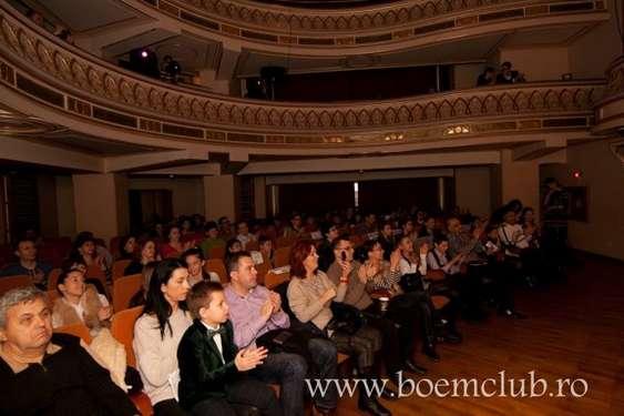 public concert Scoala de Muzica Boem Club