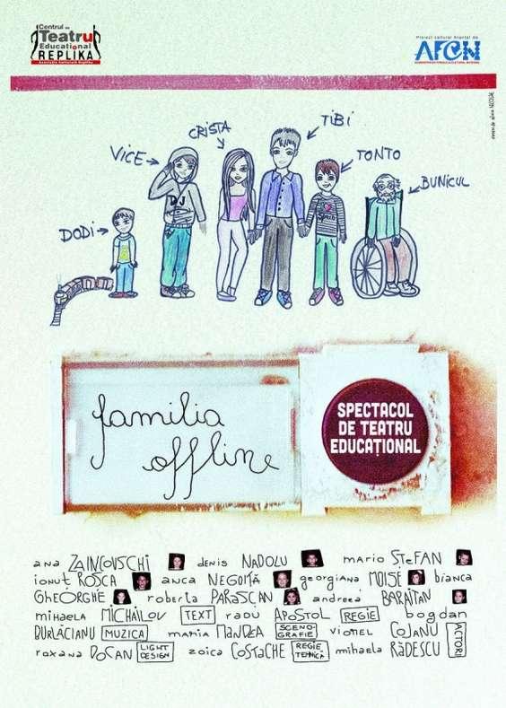 Afis Familia Offline