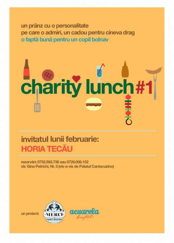 Charity Lunch_Afis