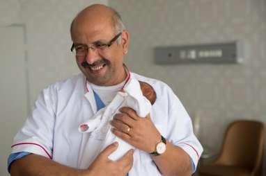 Dr. Hadi Rahimian - Maternal-Fetal Medicine specialist