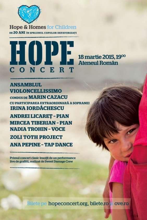 Hope Concert_afis