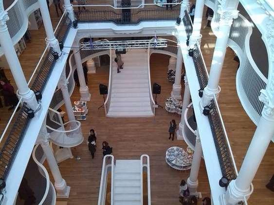 carusel interior