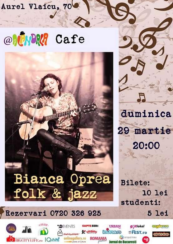 29.03 - Concert Bianca Oprea