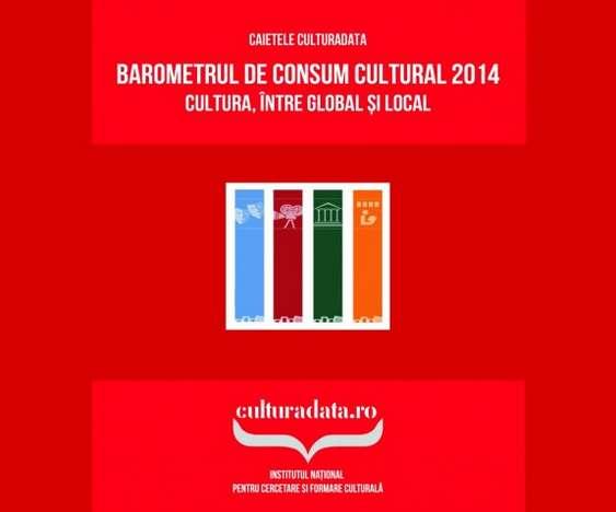 Barometrul de Consum Cultural 2014