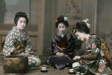 Ceremonia Japoneza a Ceaiului