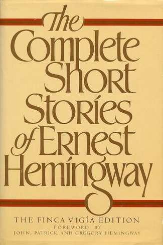 CompleteShortStoriesHemingway