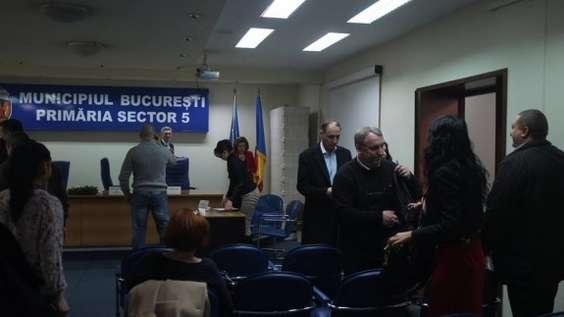 Consiliul Local sector 5