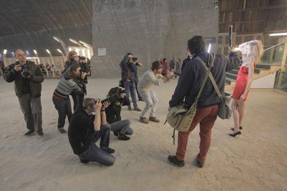 Credit foto Sebastian Vaida - Workshop de fotografie de portret cu Antonis Prodromou